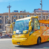 Hop On Hop Off Bus in Catania