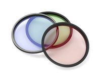 Colorful camera filters