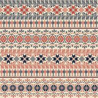Palestinian embroidery pattern  104