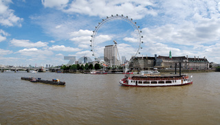 'River Thames' - Der Fluss Themse - London