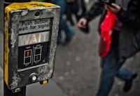 UK Urban Pedestrian Crossing