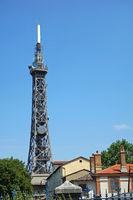 Tour métallique de Fourvière in Lyon France