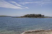 Kamenjak peninsula in Istria