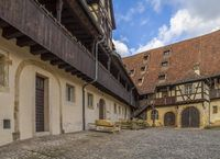 Old Palace in Bamberg