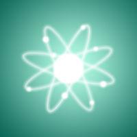 Atom structure model