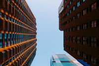 Buildings in Manhattan, New York, USA