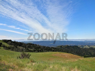 Natural Californian landscape