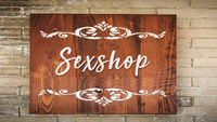 Street Sign to Sexshop