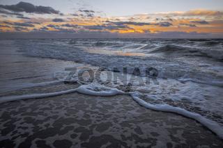 Ostsee - Simmung am Darsser Weststrand
