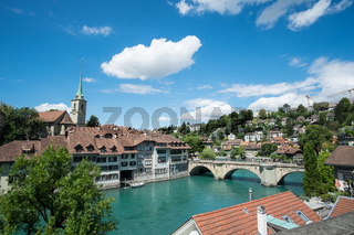 View of the city Bern