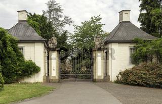 Schloss Gartrop bei Hünxe