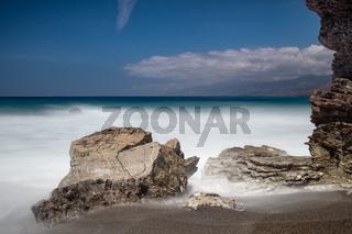 Küste von Agios Pavlos - Kreta
