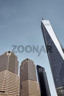 Das One World Trade Center in New York