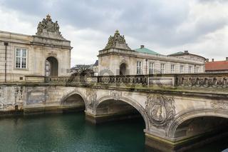The Marble Bridge, Copenhagen