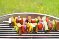 Meatless grilling