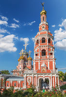 Cathedral Church of the Blessed Virgin Mary. Nizhny Novgorod