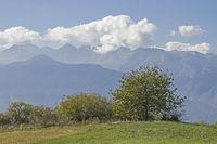 Landschaft auf der Predaiahgochebene