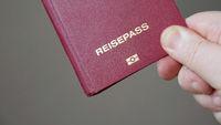 Reisepass is German for passport