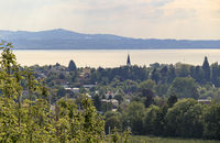 View over Lindau, Lake Constance