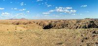 Namibia landscape near Kiesb canyon, Africa