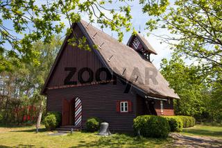 Kirche 001. Fischland Darss Zingst. Deutschland
