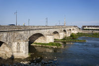 Bridge of Blois, Loir et cher, France