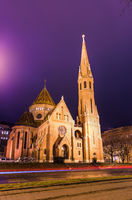 Reformed Church in Budapest Hungary