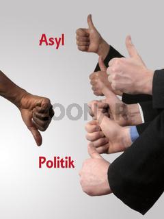 Asylpolitik