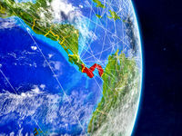 Panama on Earth with networks