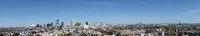 Panorama New Orleans view