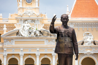 Ho Chi Minh Monument