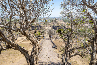Wat Phou temple in Southern Laos