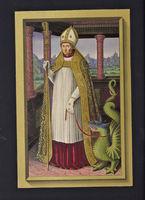 Christian illustration. Old image