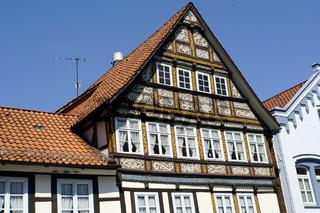 Fachwerkhaus in der historischen Altstadt