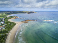 South coast beaches Australia