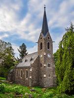 Kirche in Schierke im Harz
