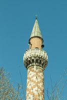 Minaret of an Ottoman style mosque