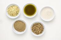 hemp seed superfood collection