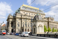 Nationaltheater, Prag