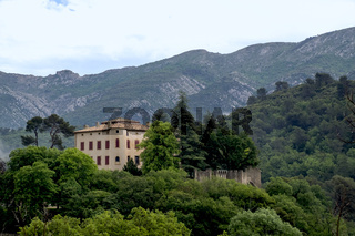 Schloss Vauvenargues,  Provence