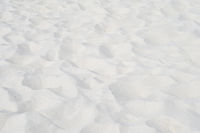 white sand beach nature background