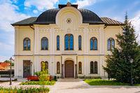 Building in Tokaj, Hungary