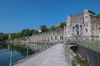 Taccani hydroelectric power plant