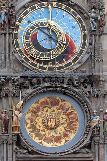 Astronomische-Uhr in Prag