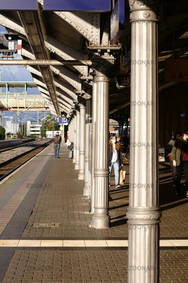 Giessen Main railway station