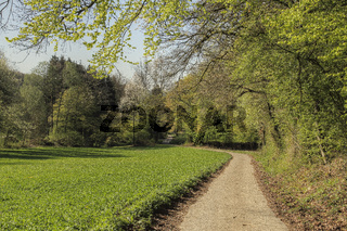 Landschaft um den Heppenstein