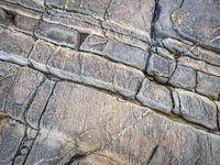 Texture of Stone on the atlantic coast of ireland