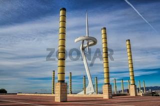 Barcelona Olympiapark