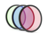 Colorful photographic filters