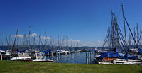 Lake Constance, yachts and boats